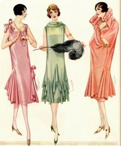 moda estilo vintage