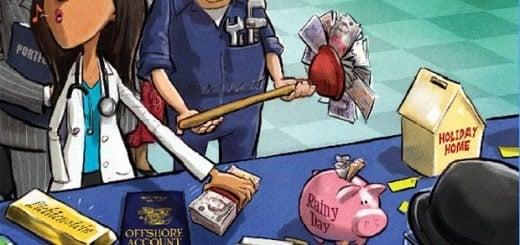 Eludir impuestos
