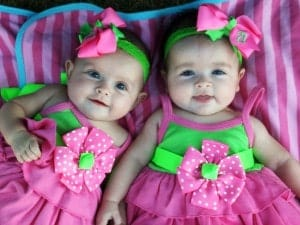 hermanos gemelos