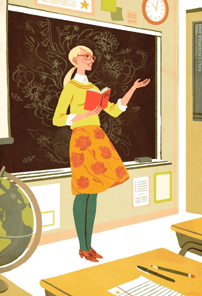 profesora y educadora