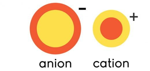 cation y anion