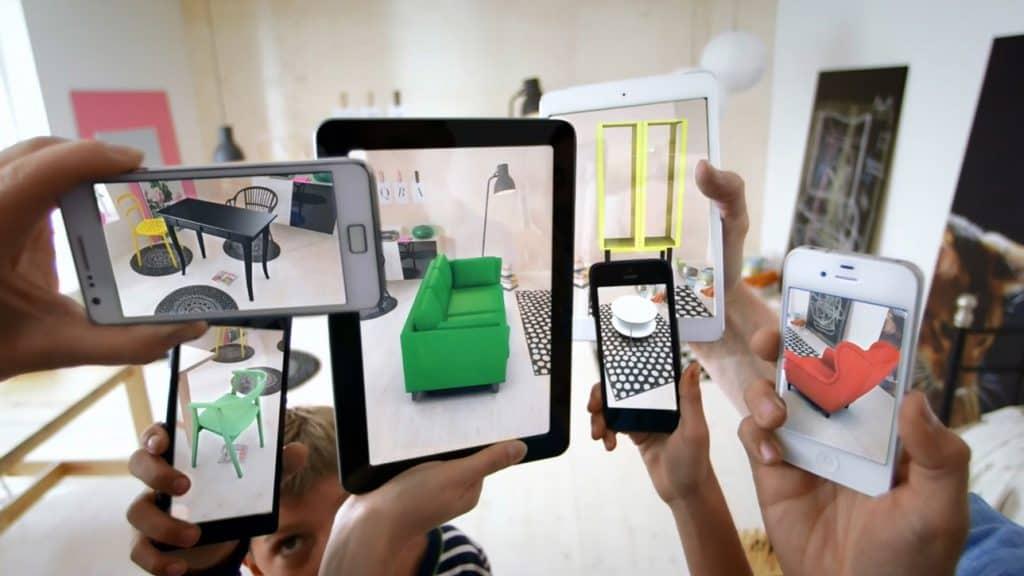 realidad virtual y realidad aumentada