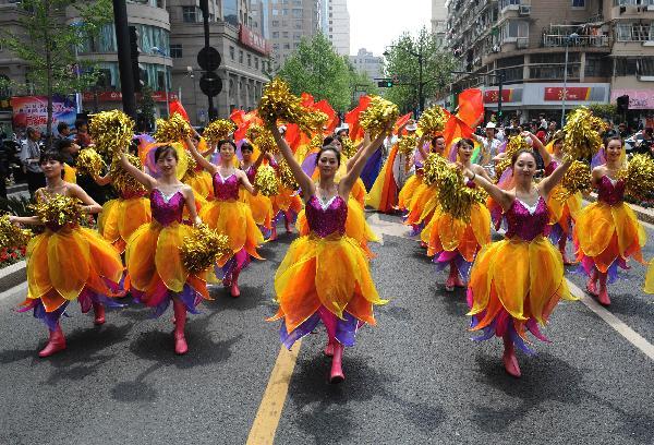 desfile y procesion