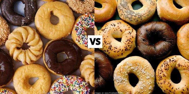 donuts y bagels