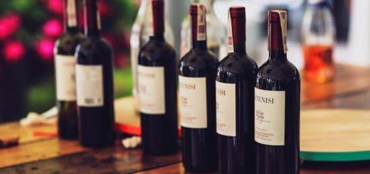 vino y whisky