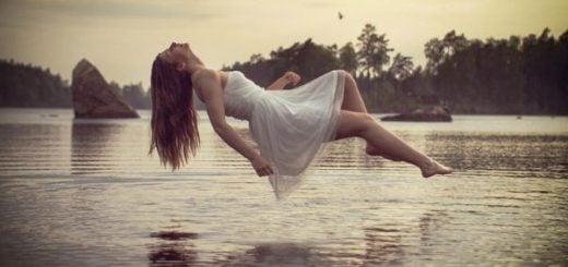 volar y levitar