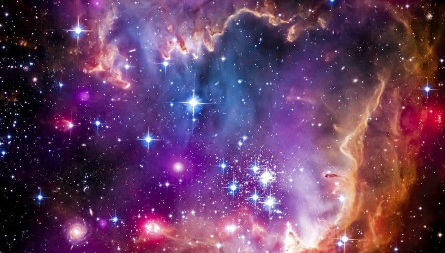 galaxia y sistema solar