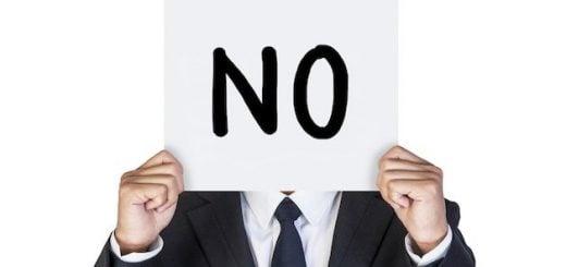 no y nunca