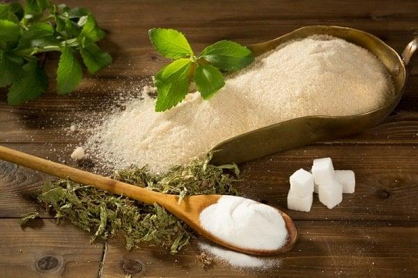 stevia y splenda