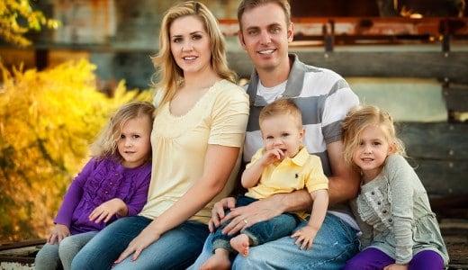familia nuclear y familia extendida