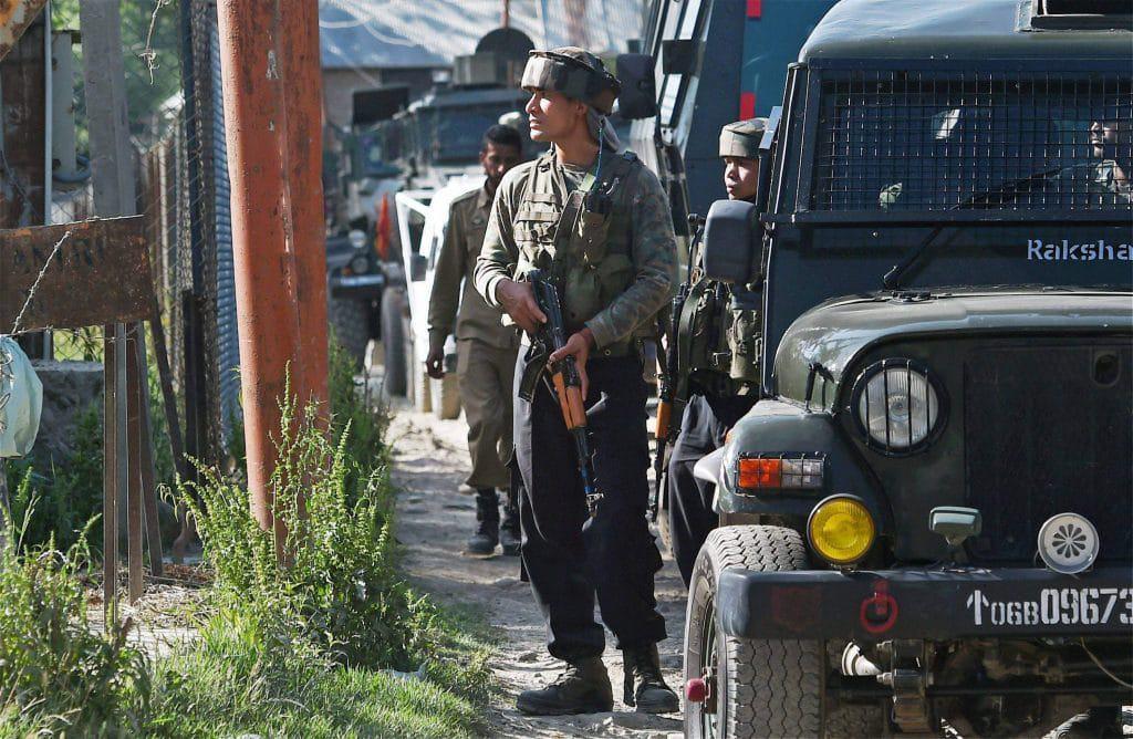 militantes terroristas